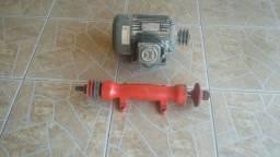 Motor e Mandril