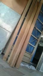 Alisar para porta de madeira