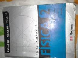 Livro Fundamentos da física