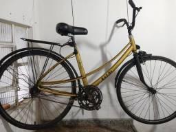 Caloi ceci anos 70 dourada Bike