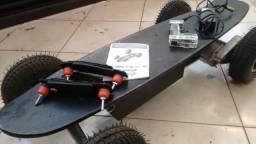Skate Elétrico Sk8 Tronik Tech 800W-36v