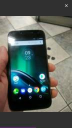 Motorola moto g4 play 4g 16gb (muito novo)