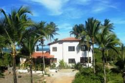 Casa na Praia Canavieiras Bahia 4/4 - frente o mar