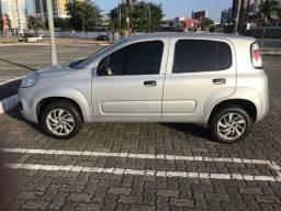 Novo Fiat Uno attractive 2016 1.0 extra! 4 pneus novos - 2016