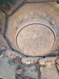 Motor de Tração escavadeira 8 toneladas