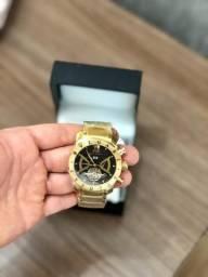 Relógio Bvlgari automático 10x sem juros
