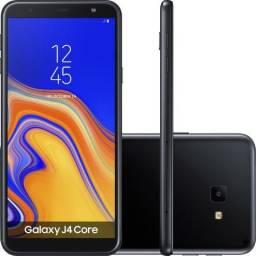 Samsung J4 Core 16GB Preto - Novos com Garantia