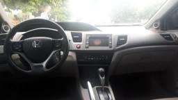 Honda Civic 2012 Exs Completo - 2012