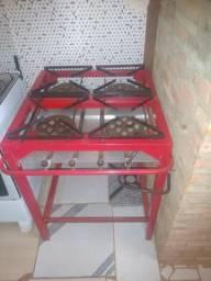Vendo fogão industrial novo