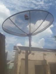 Vendo antena parabolica