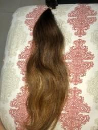 Vendo 60 gramas de cabelo