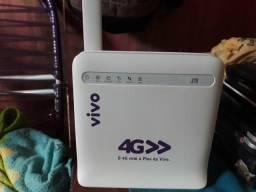 Roteador 4G vivo