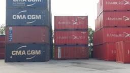 Feirão de container usados