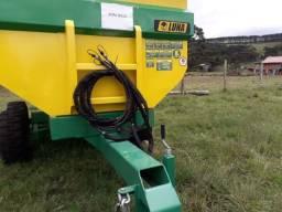 Carreta Agrícola Trucada Hidráulica de 8 t -Zero Km - Particular