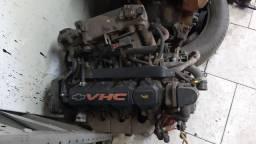 Motor Parcial GM Corsa Celta Corsao VHC 1.0 gasolina