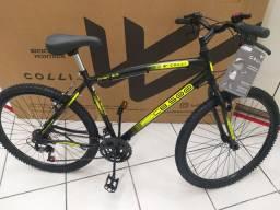Bicicleta aro 26(nova emito nota)