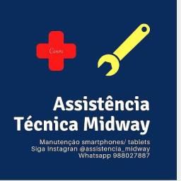 Assistência Técnica Midway