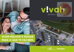 Apartamento com 2 dormitórios à venda, 45 m² por R$ 199.297 - Ecoville - Curitiba/PR