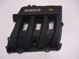 Coletor Admissão Renault 1.6 16V Clio Sandero Logan Megane Scenic