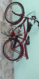 Bicicleta motorizada R$ 1.700