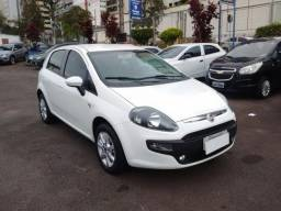 FIAT PUNTO EVO ATTRACTIVE 1.4 8V FLEX Branco 2015/2016 - 2015