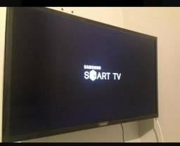 SMART TV Samsung 32 led YouTube Netflix Wi-Fi Full HD digital entrega local