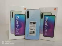 Xiaomi Redmi Note 8 64gb + 4gb Ram - Versão Global -Lacrado com Garantia