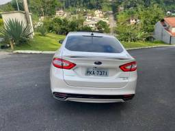 Ford Fusion Titanium AWD 2.0 Turbo - 2016