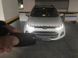 Ecosport automática banco de couro linda - 2017