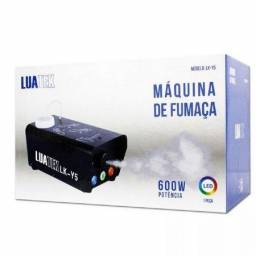 Máquina de Fumaça 600W Lua Tek LED