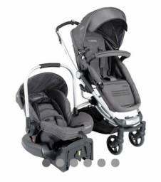 Carrinho Bebê + Bebê Conforto
