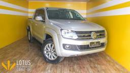 AMAROK 2013/2013 2.0 HIGHLINE 4X4 CD 16V TURBO INTERCOOLER DIESEL 4P AUTOMÁTICO - 2013