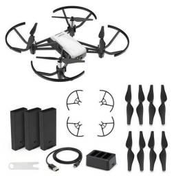 Drone DJI Tello Boost Combo com câmera HD
