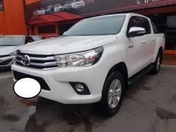 Toyota Holux 2.8 SRV 4X4 CD 16V Diesel 4P AUT - 2017