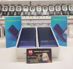 Smartphone Zenfone Max plus 64 GB ( novo )