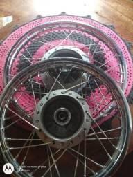 Rodas da Bia 100/125