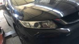 Honda Civic 2014 sucata somente peças