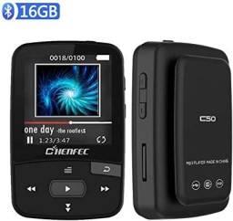 MP3 Player Ruizu Chenfec C50 16GB Bluetooth