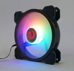 Cooler FAN Redragon, 120mm, RGB - GC-F010