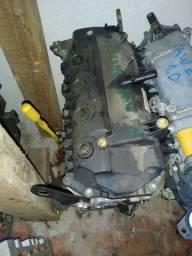 Motor parcial Renault Sandero Logan Clio 1.0 16v flex