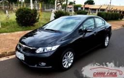 Honda Civic 2012 1.8 Flex