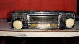 Rádio pro fusca fusquinha e kombi karman ghia