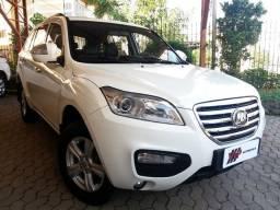 Lifan X60 Talent 1.8 gasolina 2015 branco, único dono, impecável