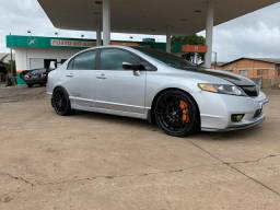 Honda Civic Si Turbo 400whp