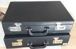 Vendo duas maletas antigas