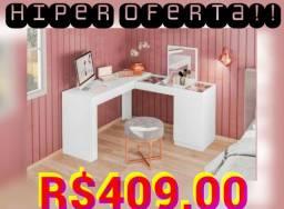 Penteadeira Star com espelho SUPER PROMOÇÃO DE BLACK FRIDAY!!