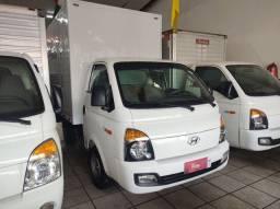 Hyundai HR baú carroceria chassis