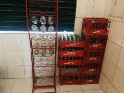 Vendo engradados de refrigerante (usado)