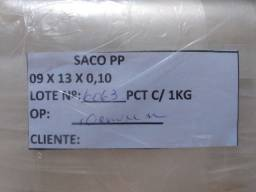 Saquinho plástico ( leia a descrição)