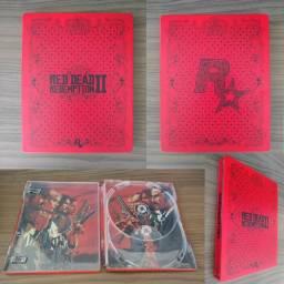 Steelbook (colecionador) Red Dead Redemption 2